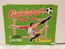 CALCIATORI 1993,84,bustina Con Figurine Panini - Panini