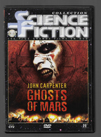 DVD Ghosts Of Mars - Horror