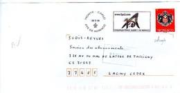 Monaco N° 2280 Flamme Fondation Prince Albert II De Monaco - Monaco