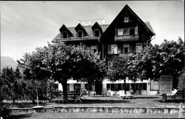 Cp Wengen Kt. Bern, Kulm Hotel Alpenruhe - BE Bern