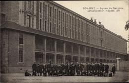 Cp Roanne Loire, Lycée De Garcons - France