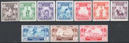 Libia 1931 Sass.95/102+A3+E16 */MH VF/F - Libye