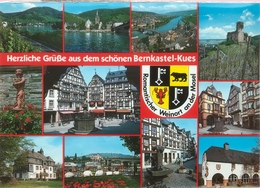 (2428) Herzliche Grüsse Aus Den Schönen Bernkastel-Kues - Souvenir De...
