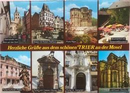 (2429) Herzliche Grüsse Aus Den Schönen Trier An Der Mosel - Souvenir De...