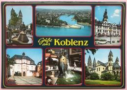 (2430) Grüsse Aus Koblenz - Souvenir De...