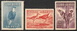 1962 Cuba Birds Set (** / MNH / UMM) - Unclassified