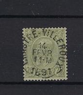 N°47 GESTEMPELD Chastre-Villeroux 1891 COBA € 10,00 SUPERBE - 1884-1891 Leopold II.