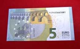 IRELAND 5 EURO T001E3 - T001 E3 (2013) TC1453665881 - UNC Neuf FDS - 5 Euro