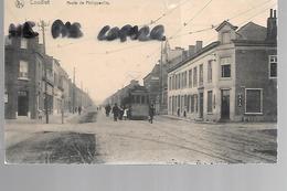 COUILLET ROUTE DE PHILIPPEVILLE TRAMWAY - Belgique