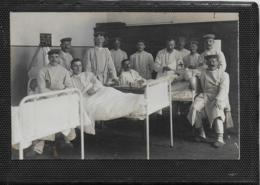 AK 0389  Soldaten Im Lazarett Ca. Um 1915 - Gesundheit