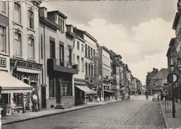 WAVRE ; Rue Haute ,Pâtisserie Alsteens, Les Grands Magasins Verdoodt, Au Drapeau Belge, Pompe à Essence Texaco - Wavre
