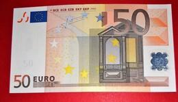 50 EURO M025 A1   SPAIN - ESPANHA - ESPAÑA M025A1 - V2684377858 - TRICHET - UNC NEUF FDS - EURO
