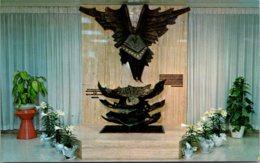 Ohio Zanesville Bethesda Hospital Lobby Ernest J Gorsuch Memorial Fountain - Zanesville