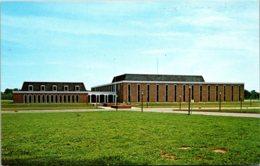 Ohio Zanesville Elson Hall Ohio University - Zanesville
