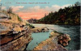 Ohio Scene Between Newark And Zanesville - Zanesville