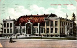 Oklahoma Guthrie Convention Hall 1910 - Guthrie