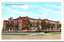 Oklahoma Bartlesville High School - Bartlesville