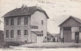Besancon  La Gare Du Féniculaire - Besancon