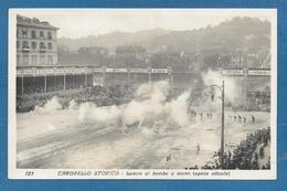 TORINO STADIUM CAROSELLO STORICO LANCIO DI BOMBE A MANO - Italie