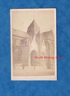 Photo Ancienne CDV Vers 1865 1870 - NANTES Ou Environs - Belle église à Identifier - Photographe Jules Sebire - Anciennes (Av. 1900)