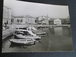 SLOVENIA, IZOLA PRISTANIŠČE 1958 - Eslovenia