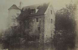 France Essonne Brunoy Moulin De Rochopt Ancienne Photo 1892 - Antiche (ante 1900)