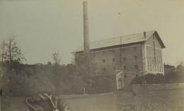 France Essonne Moulin De Brunoy Ancienne Photo 1894 - Antiche (ante 1900)
