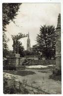 MOËLAN Sur MER St-Philibert - Calvaire Et Chapelle Format 9 X14 - Moëlan-sur-Mer