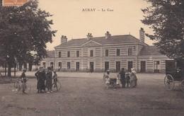 Auray  La Gare - Auray