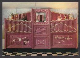 96134/ CURIOSITE, Orgue Artistique Réalisé Avec 1.500.000 Allumettes (J. Pardon, Berkenhof-Bierbeek) - Cartoline