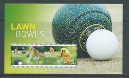 Australia 2012 Lawn Bowls Miniature Sheet MNH - 2010-... Elizabeth II