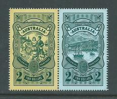 Australia 2012 Colonial Heritage $2 Joined Pair MNH - 2010-... Elizabeth II