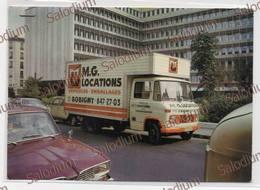 NANTERRE Le Demenagemente Self Service Avec Permis Tourisma - BOBIGNY - Camion Truck Auto Car Citroen Mercedes - Camion, Tir