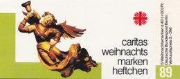 BERLIN  DCV-MH 10b Mit 5x MiNr. 858, Postfrisch **, Privates Markenheftchen Des Dt. Caritasverbandes, Weihnachten 1989 - [5] Berlino