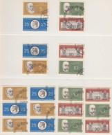 DDR  SZd 12 - SZd 19, Gestempelt, 150 Jahrte Humbuldt-Uni, 1960 - [6] République Démocratique