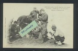Scènes De La Vie Militaire - Collection Bergeret - Manöver