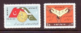 Iran 1965  SC# 1327-28  Set MNH - Iran