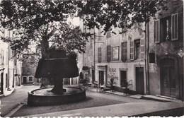 BARJOLS. Place De La Mairie - Barjols