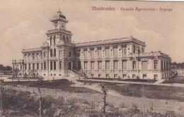 MONTEVIDEO - ESCUELA AGRONOMIA - SAYAGO. POSTAL CIRCA 1910's NOT CIRCULATED -LILHU - Uruguay