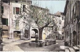 BARJOLS. Place De L'Arum - Barjols