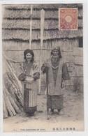 Japan. The Customs Of Ainu. - Japon