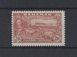 BAHAMAS......KING GEORGE VI.(1936-52)....2 AND HALFd......SG182......MNH.. - Bahamas (...-1973)