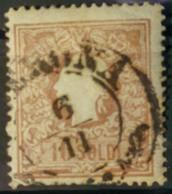 AUSTRIA / LOMBARDO-VENEZIA 1858 - Canceled - ANK LV10 II - 10 Soldi - 1850-1918 Empire