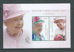 Australia 2014 QEII Birthday Miniature Sheet MNH - 2010-... Elizabeth II