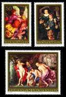 LIECHTENSTEIN 1976 Nr 655-657 Postfrisch SB460EE - Liechtenstein