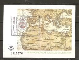 España/Spain-(MNH/**) - Edifil 4021 - Yvert BF-119 - Blocs & Hojas