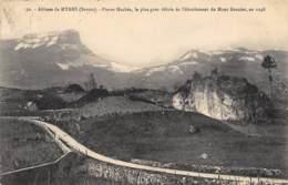 73 - Abîmes De MYANS - Pierre Hachée, Le Plus Gros Débris De L'éboulement Du Mont Granier, En 1248 - Frankreich