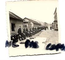 02 LAON CASERNE  SOLDATS ALLEMANDS MOTOCYCLISTES 1941 - Laon