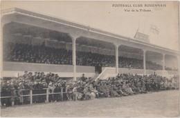CP ROUEN FOOTBALL CLUB Rouennais Vue De La Tribune - Rouen