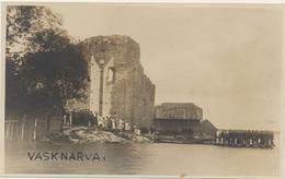 82-19 Estonia  Ida-Viru Vasknarva Postal History - Estland